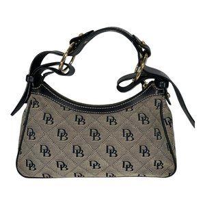 Dooney & Bourke Vintage Signature Shoulder Bag